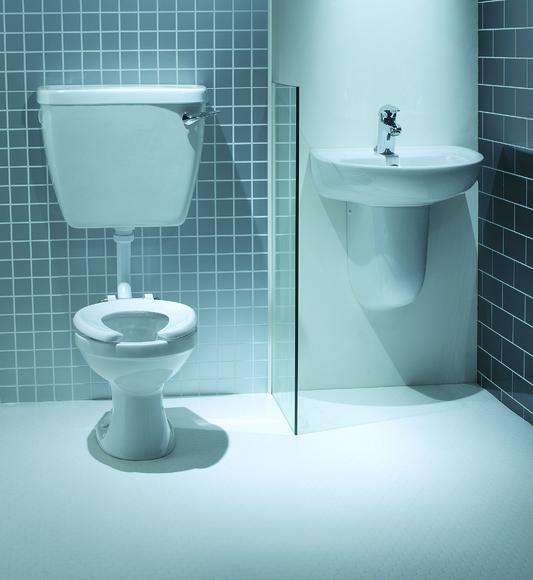 Lecico | Atlas | SCWH30PA | Toilet Pans