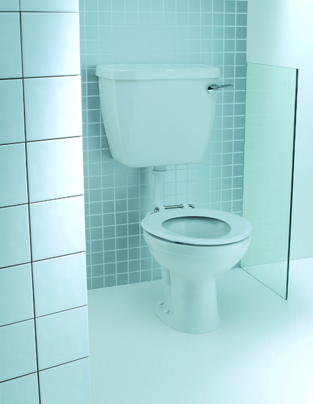 Lecico   Atlas   SCWH35PA   Toilet Pans