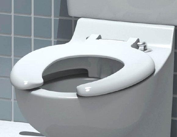 Lecico Atlas STWHSRING Crescent Toilet Seat