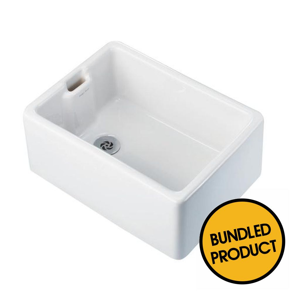 Armitage Shanks S580001 Belfast Sink 460mm (Modern) - QKIT00393