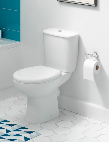 Lecico Atlas ASWHSMPCI Close Coupled Toilet