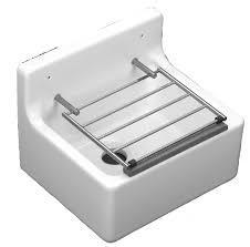 Lecico Atlas CLEANL18SET Cleaner Sink Low Back