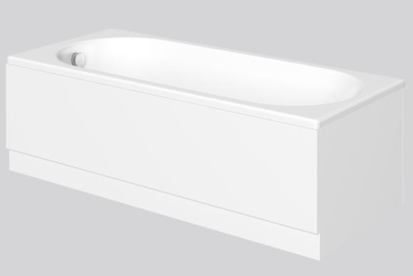 Lecico Harlow BARDHAR177 Rectangular Bath