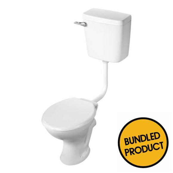 Armitage Shanks Low Level Toilet - QKIT00003
