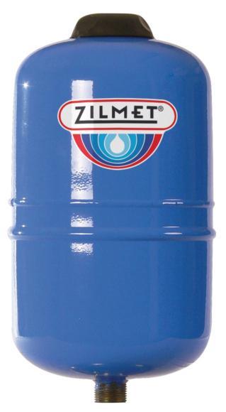 Zilmet Hydro Pro 30002S 2 Litre Expansion Vessel
