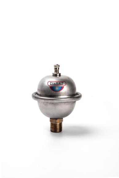 Zilmet | Inox Pro | ZI300016SSD | Heating Accessories
