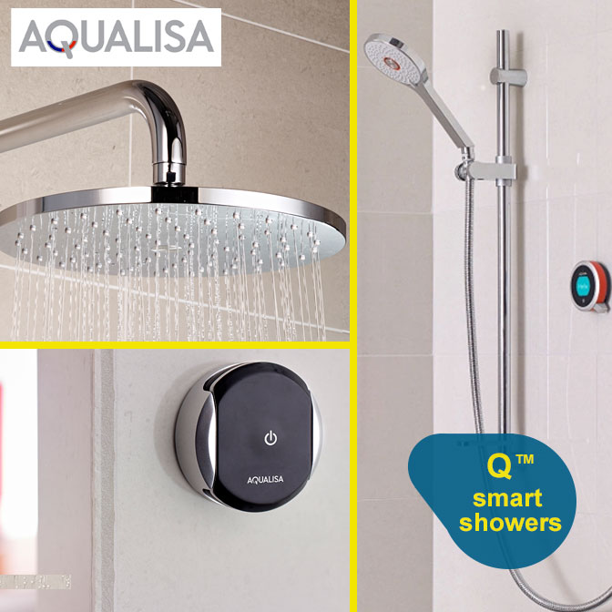 Aqualisa Q Smart Shower