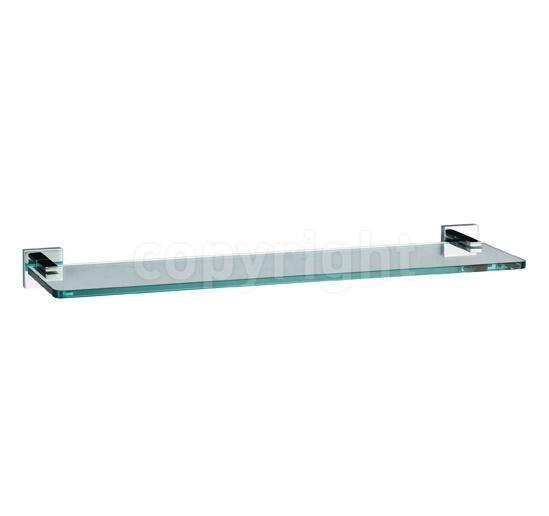 Crosswater Zeya ZE001C Glass shelf 500mm