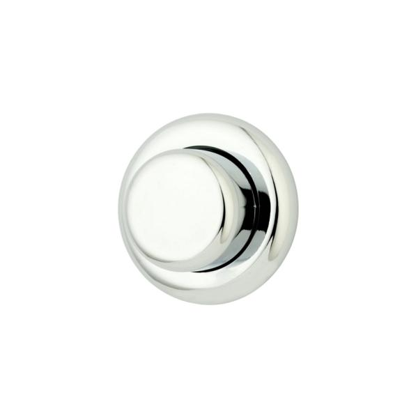 Thomas Dudley Royal 324379 Palm Push Single Flush 51mm Pushbutton