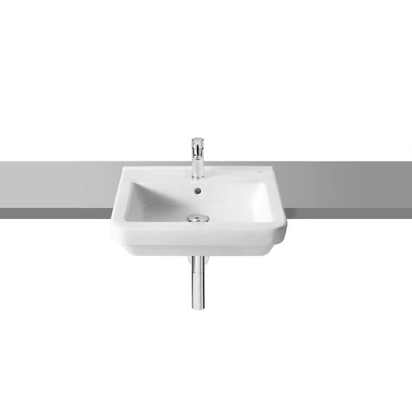 Roca Dama N A32778S000 520mm 1 Tap Hole Semi Countertop Basin