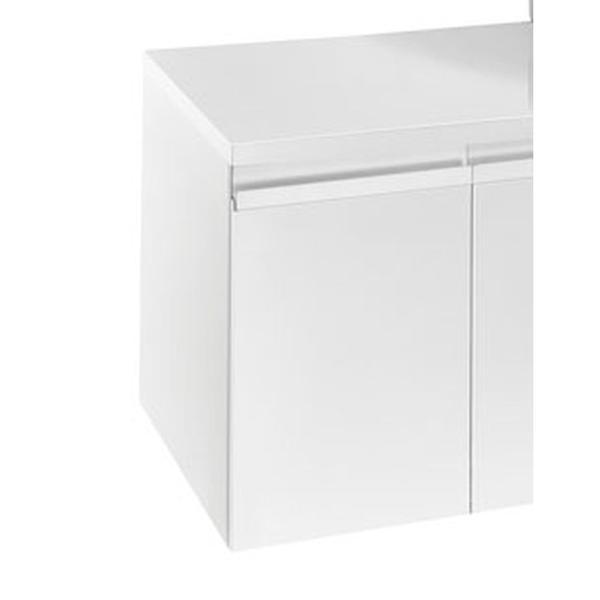 Roca Heima 856915806 300mm Basin Unit Gloss White