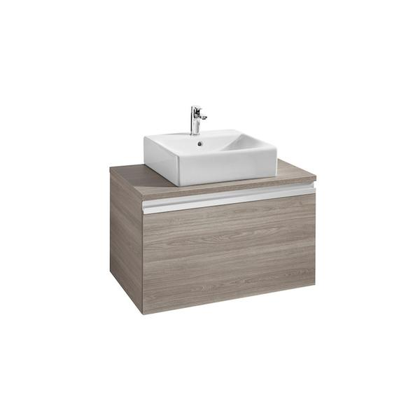 Roca Heima 856916321 800mm Basin Unit Textured Ash