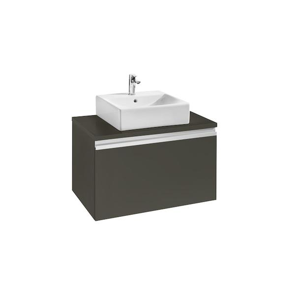 Roca Heima 856916371 800mm Basin Unit Matt Grey