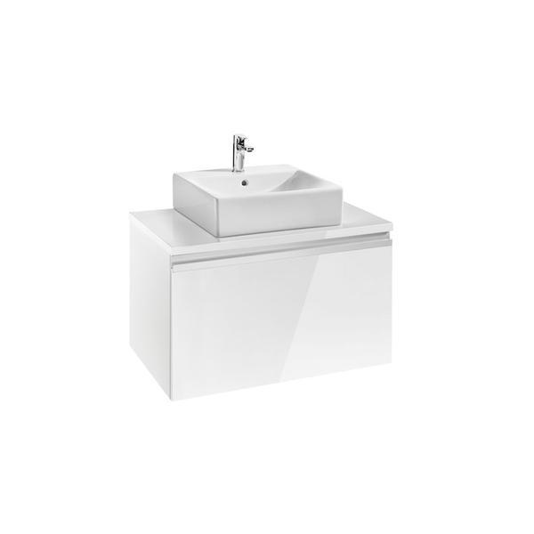 Roca Heima 856916806 800mm Basin Unit Gloss White