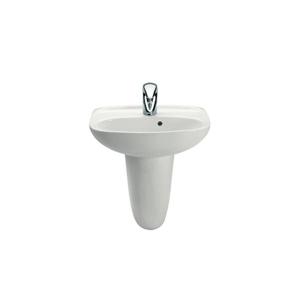 Roca Laura A325314005 450mm 1 Tap Hole Basin