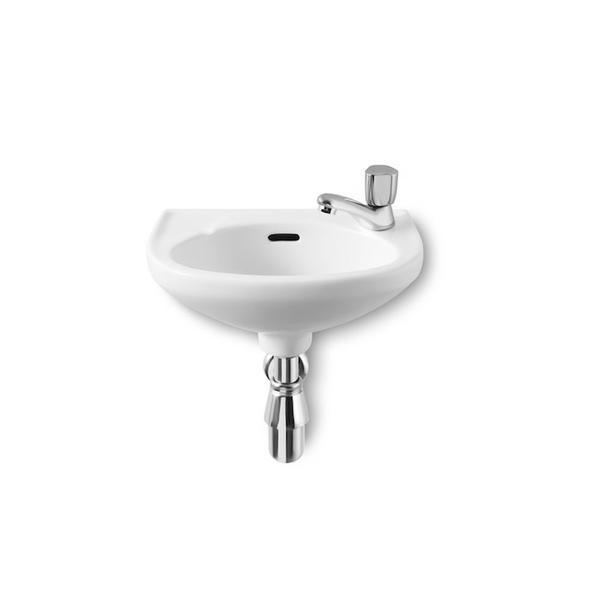 Roca Laura A325316005 350mm 1 Right Hand Tap Hole Basin
