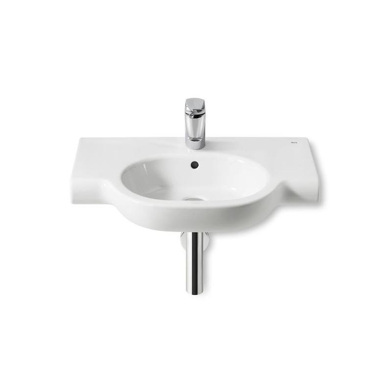 Roca | Meridian-N | A327240000 | 1 Tap Hole | Wall Mounted Basins