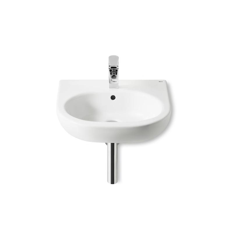 Roca | Meridian-N | A327244000 | 1 Tap Hole | Wall Mounted Basins