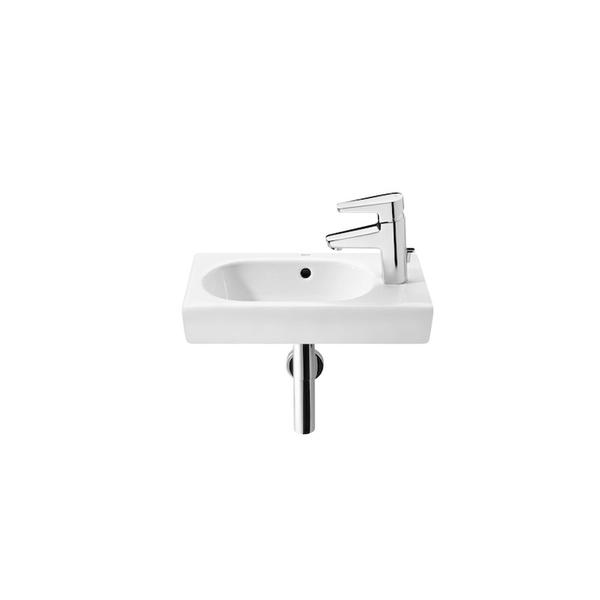 Roca Meridian-N A327248000 450mm 1 Right Hand Tap Hole Basin