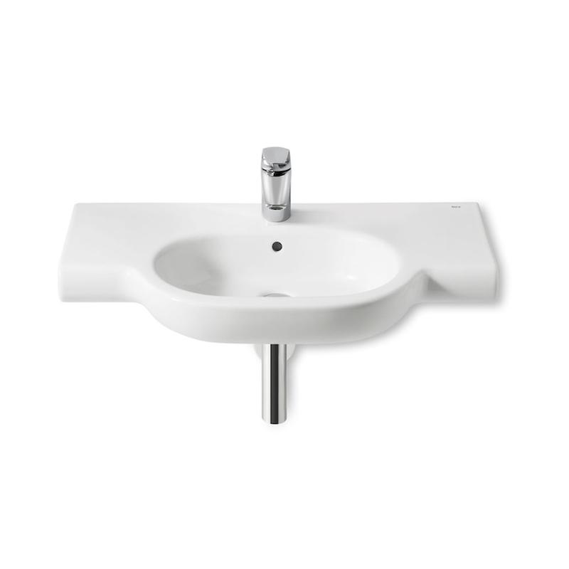 Roca | Meridian-N | A32724D000 | 1 Tap Hole | Wall Mounted Basins