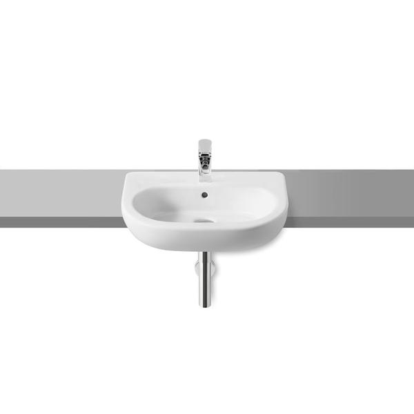 Roca Meridian-N A32724S000 550mm 1 Tap Hole Semi Countertop Basin