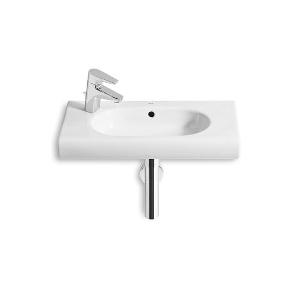 Roca Meridian-N A32724X000 600mm 1 Left Hand Tap Hole Basin