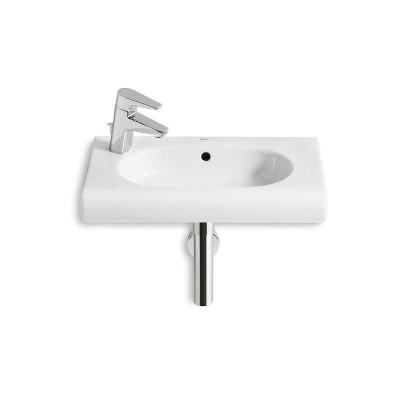 Roca | Meridian-N | A32724Z000 | 1 Tap Hole | Wall Mounted Basins