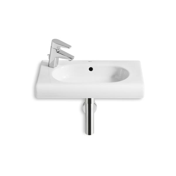 Roca Meridian-N A32724Z000 550mm 1 Left Hand Tap Hole Basin