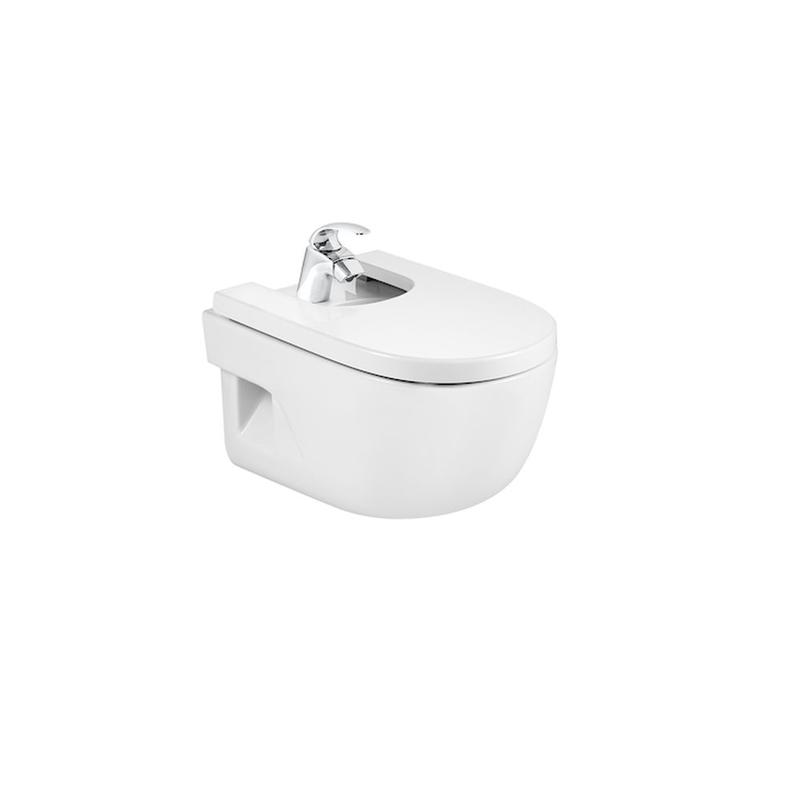 We have the Roca Meridian-N A357245000 Wall Mounted Bidets at a great price  at Bathrooms and Showers Direct