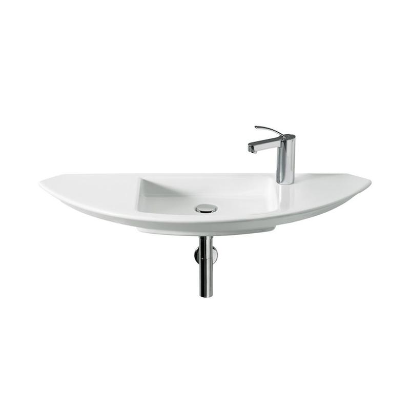 Roca | Mohave | A32787900H | 1 Tap Hole | Wall Mounted Basins