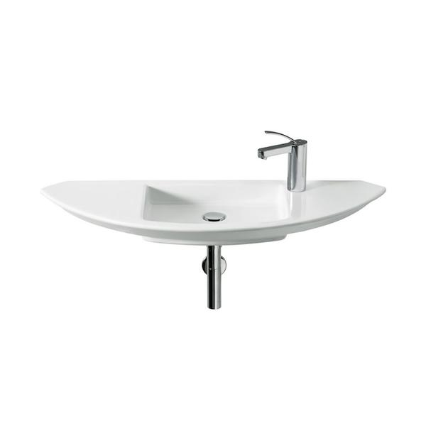 Roca Mohave A32787900H 1100mm 1 Tap Hole Basin