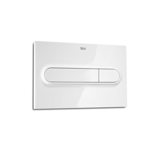 Roca PL1 A890095000 Dual Flush Operating Plate White