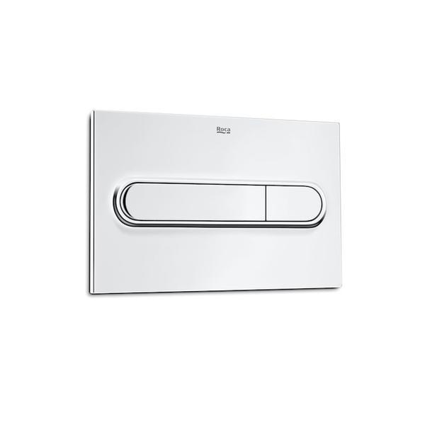 Roca PL1 A890095001 Dual Flush Operating Plate Chrome