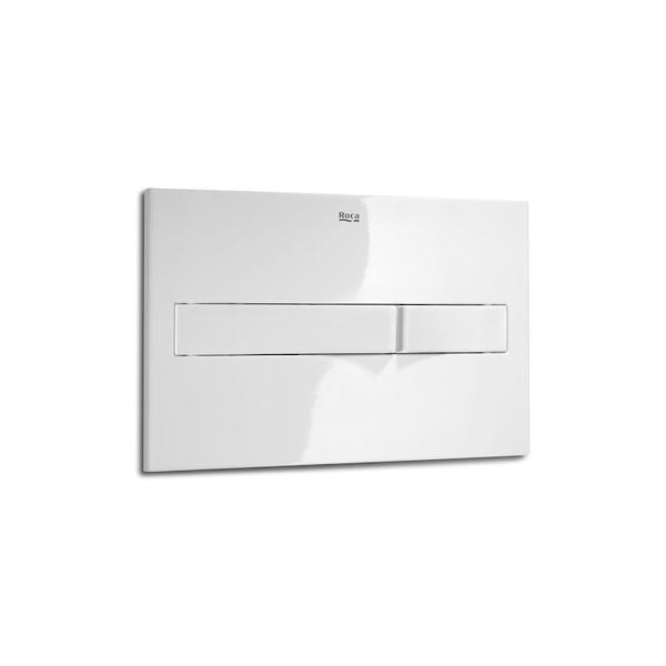 Roca PL2 A890096000 Dual Flush Operating Plate White