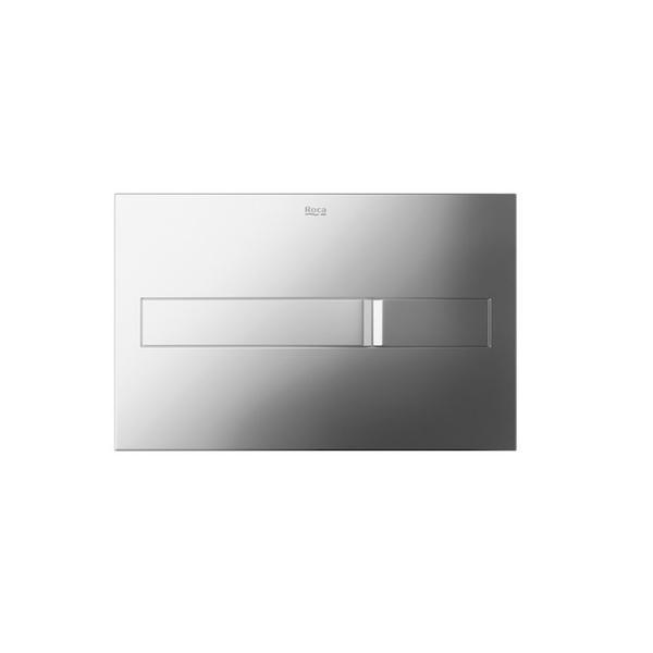 Roca PL2 A890096001 Dual Flush Operating Plate Chrome