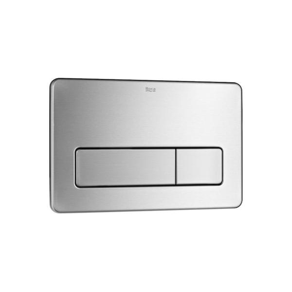 Roca PL3 A890097004 Vandal Proof Dual Flush Operating Plate Stainless Steel