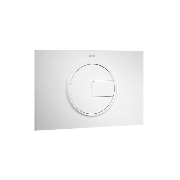 Roca PL4 A890098000 Dual Flush Operating Plate White