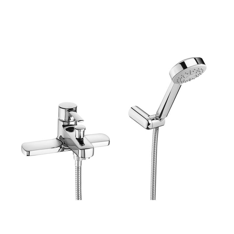 Roca | Targa | A5A1860C00 | Bath Shower Mixers