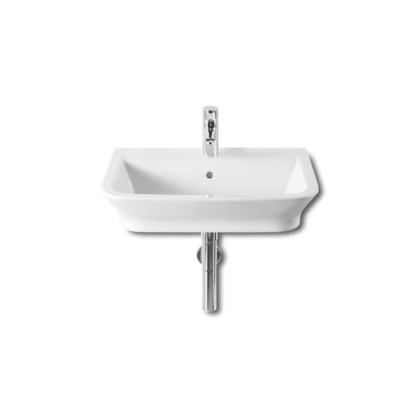 Roca The Gap A327474000 600mm 1 Tap Hole Basin