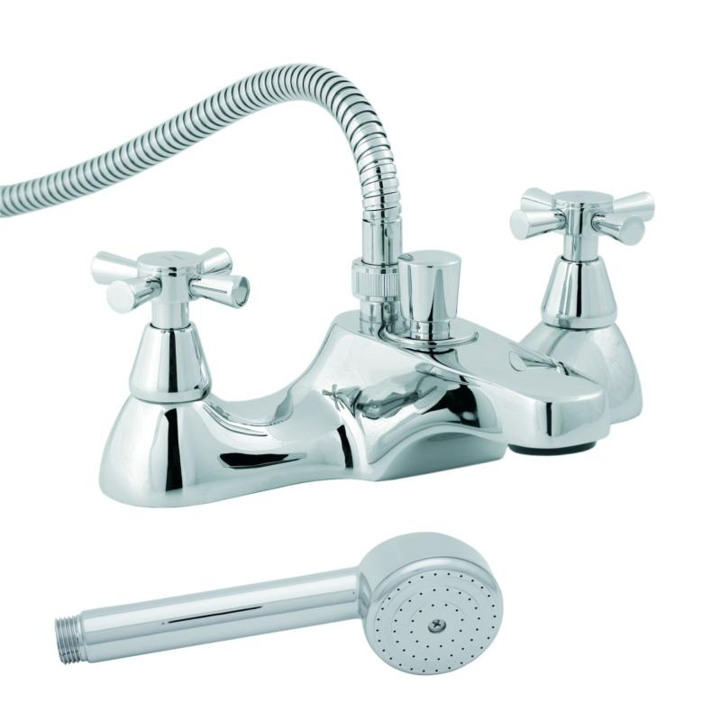 Roca | Danube | ZD50010034 | Bath Shower Mixers