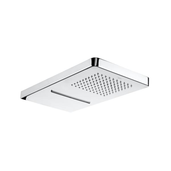 Roca Puzzle A5A9978C00 Wall Mounted Waterfall Shower Head