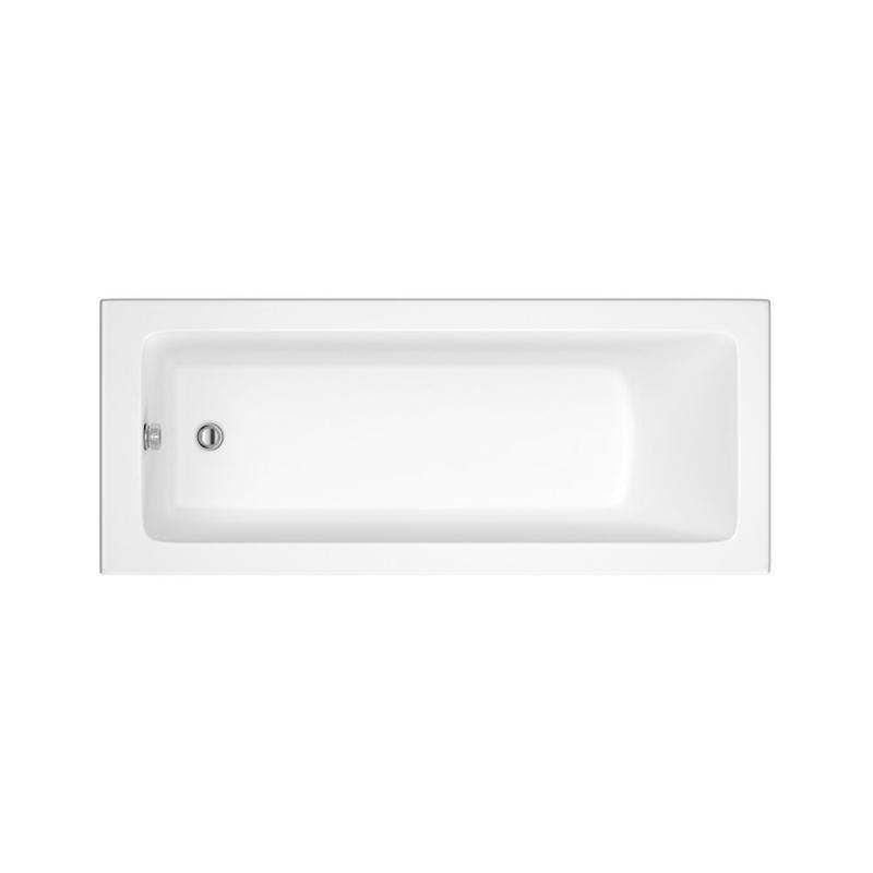 Roca | The Gap | Z024716000 | No tap hole | Rectangular Baths