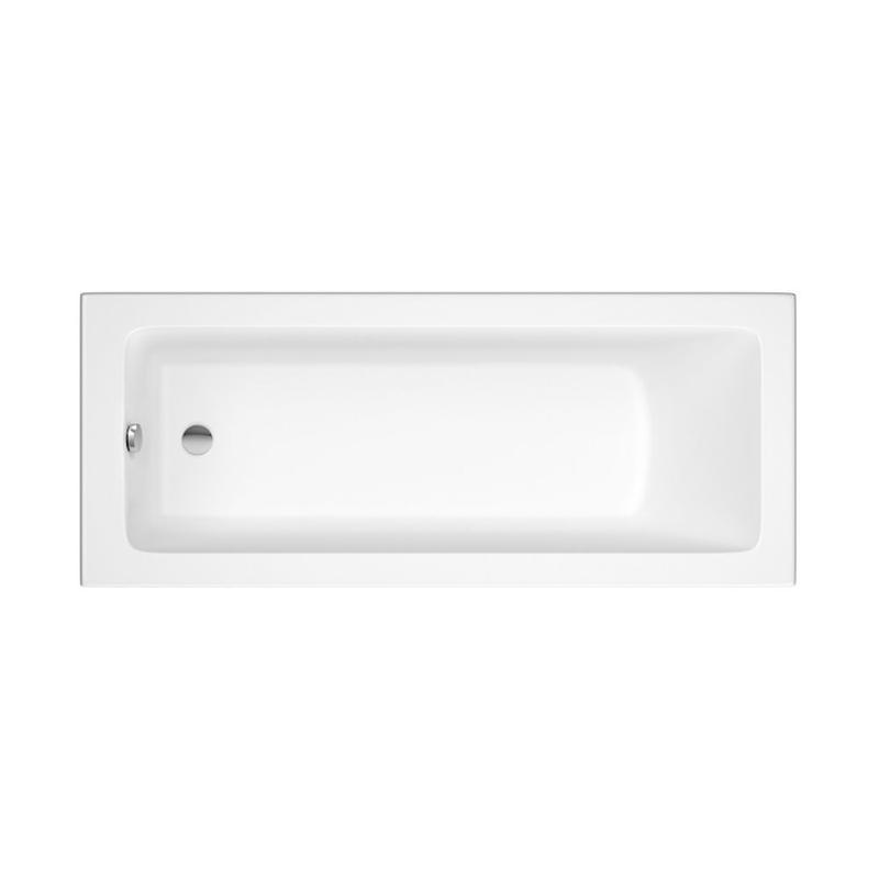 Roca | The Gap | Z024717000 | No tap hole | Rectangular Baths
