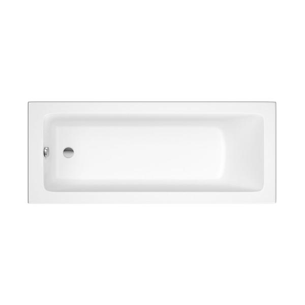 Roca The Gap Z024717000 1700 x 700mm No Tap Hole Bath