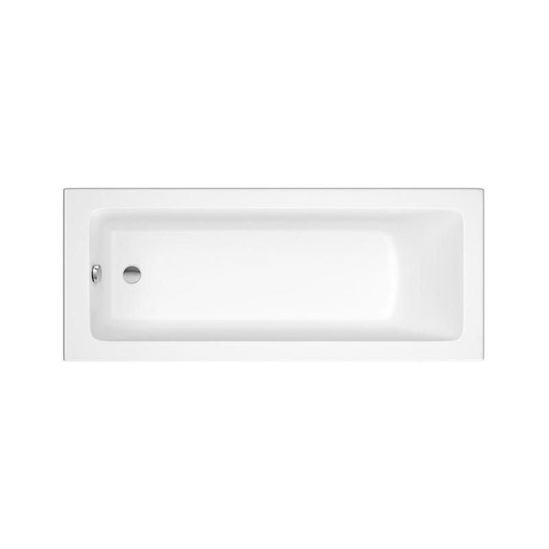 Roca | The Gap | Z024718000 | No tap hole | Rectangular Baths