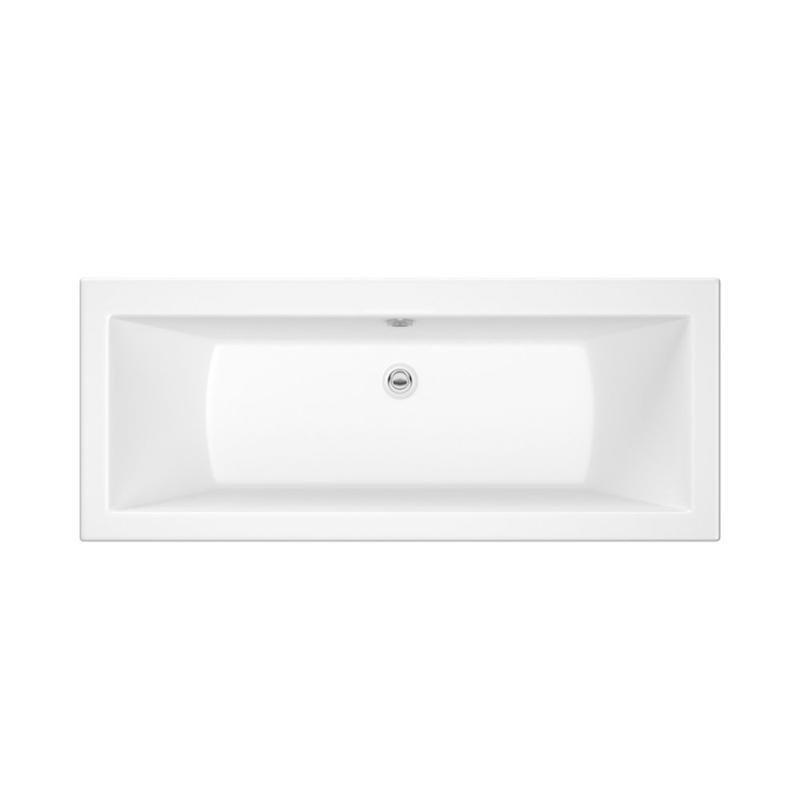 Roca | The Gap | Z024719000 | No tap hole | Rectangular Baths