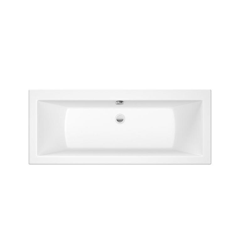 Roca | The Gap | Z024722000 | No tap hole | Rectangular Baths