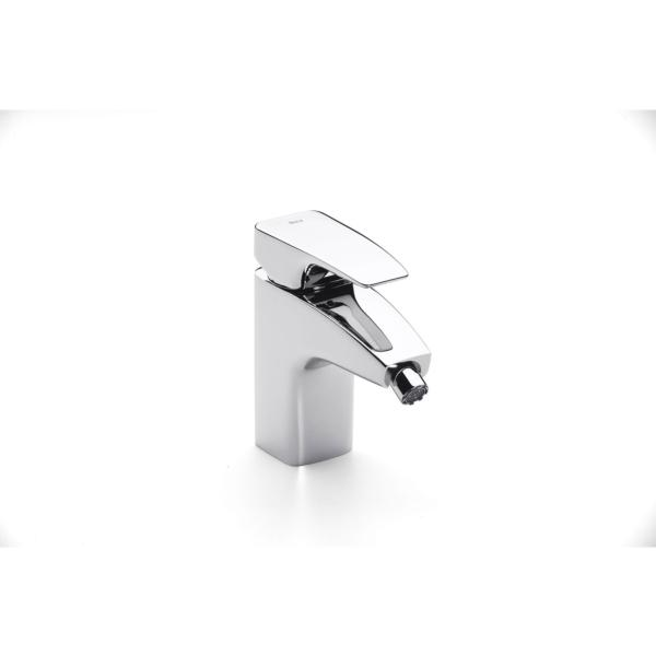 Roca Thesis A5A6050C00 Bidet Mixer with Pop Up Waste