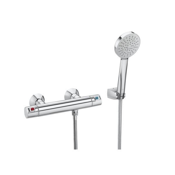 Roca Victoria T-500 A5A1318C00 Thermostatic Shower Mixer