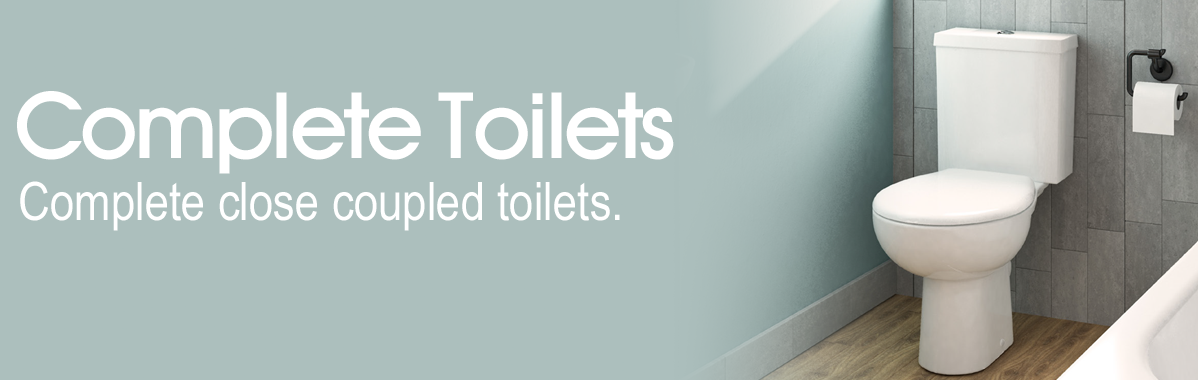 Complete Close Coupled Toilets